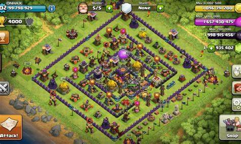 Clash Of Clans Apk: Download And Install Latest Version