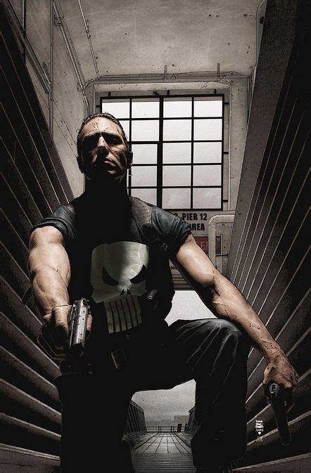 What is the fighting style used by The Punisher? - Quora
