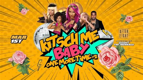 Kitsch me baby one more time - Party - Cluj - Fest