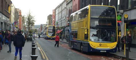 Fresh Calls To Limit Numbers On Public Transport - Dublin