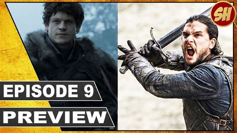 GAME OF THRONES SEASON 6 EPISODE 9   BATTLE OF THE