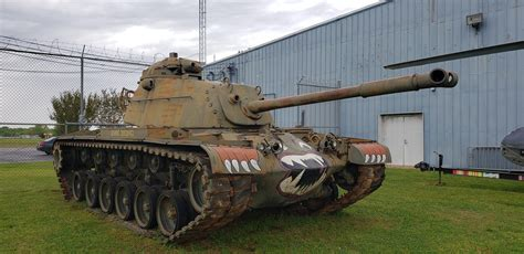 M48 Patton rusted out : TankPorn