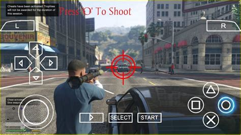 GTA 5 ISO PPSSPP GAME DOWNLOAD FOR Android Only 300MB
