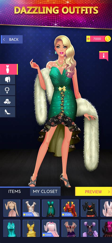 Dress Up Games - Fashion Diva for iOS - Free download and