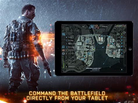 Electronic Arts launches Battlefield 4 Tablet Commander