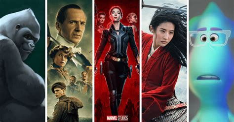 Disney Movie Releases for the Rest of 2020