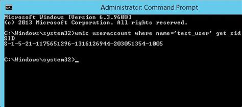 How to Convert SID to Username and Vice Versa - ETHICAL