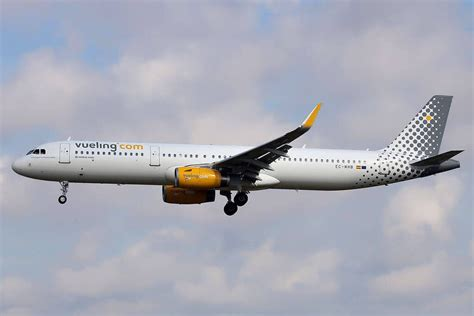 Vueling Airlines Fleet Airbus A321-200 Details and