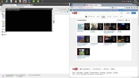 Download All Youtube Playlists (Windows, youtube-dl) - YouTube