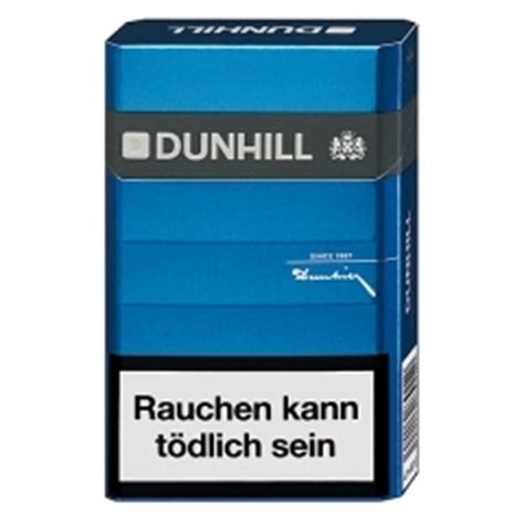 Dunhill Blue (Zigaretten) - Tabak and more