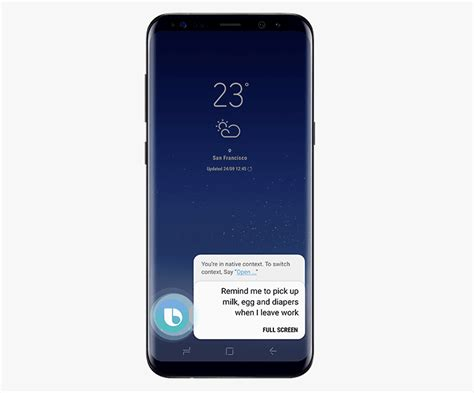 Samsung Rolls Out Bixby Voice Assistant For Supported