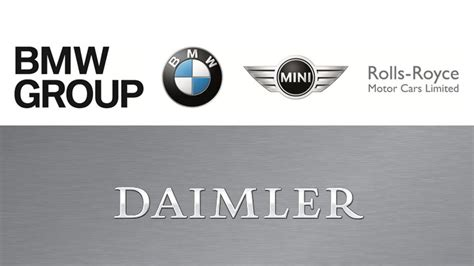 BMW Group and Daimler AG to develop joint mobility