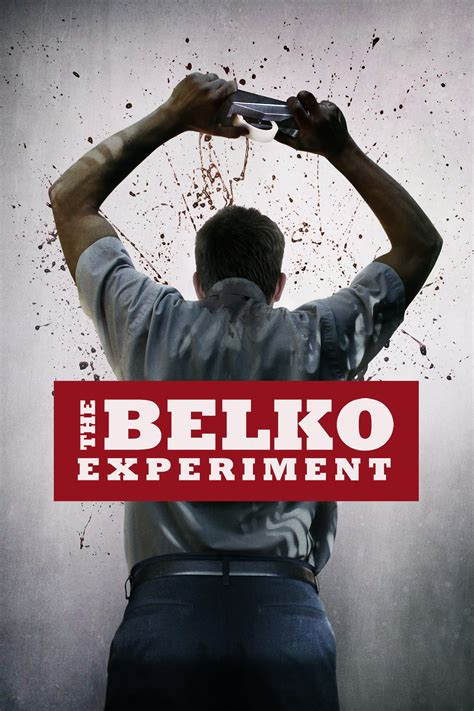 The Belko Experiment (2016) - Posters — The Movie Database