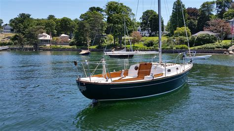 1988 Quickstep 24 Sail Boat For Sale - www