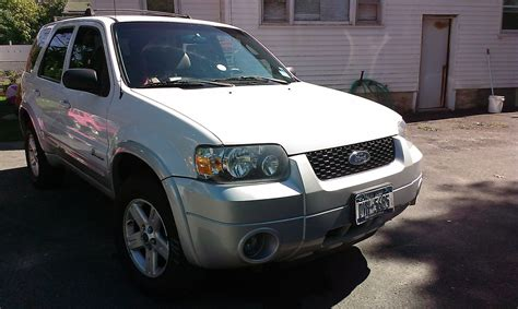 2006 Ford Escape Hybrid - Pictures - CarGurus