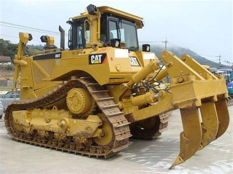 CAT Bulldozer D8T (2008) for sale | used, second hand