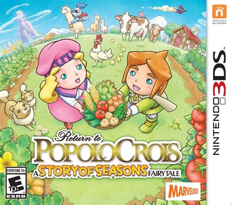 Return to PoPoLoCrois: A Story of Seasons Fairytale | The