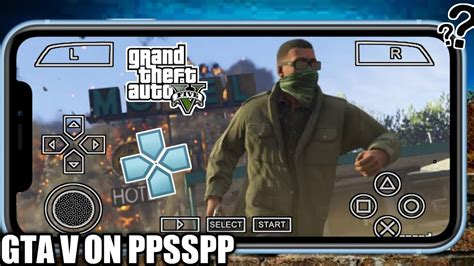 How To Download GTA 5 ISO PPSSPP Game For Android    In