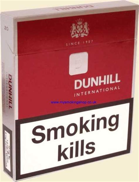 Dunhill menthol click | discover new styles by dunhill