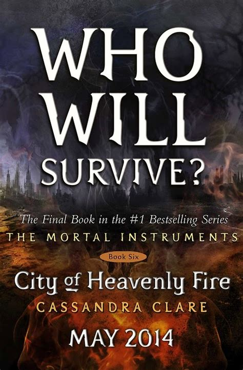 The Mortal Instruments Canada: City of Heavenly Fire