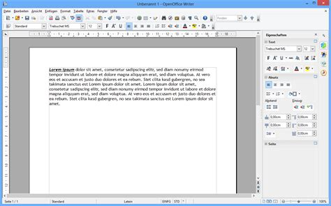 OpenOffice Free Download For Windows 7 & 10 - Softlay
