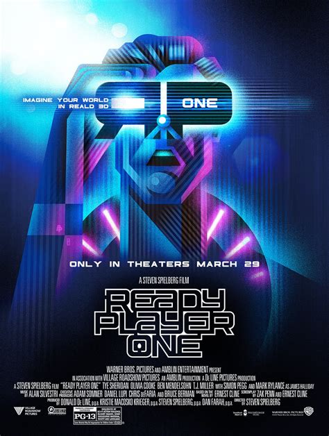 READY PLAYER ONE Soundtrack Details Revealed; Plus Listen