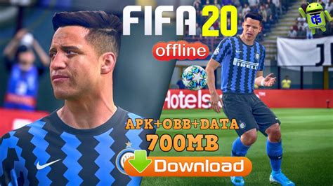 Download FIFA 20 Android Offline 700mb - Games Download