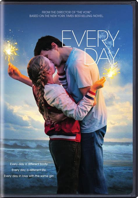 Every Day DVD Release Date June 5, 2018