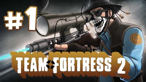 """Team Fortress 2 - Gameplay (Part 1) """"Soldier Training"""