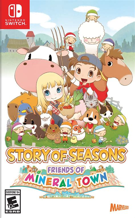 Story of Seasons: Friends of Mineral Town — StrategyWiki