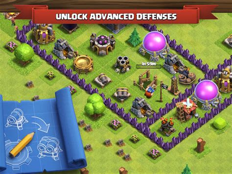 Clash of Clans apk download from MoboPlay