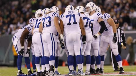 2016 Colts Review: Offensive Linemen