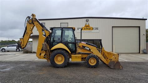 2008 CAT 420E For Sale - Woodland, CA - Pioneer Machinery